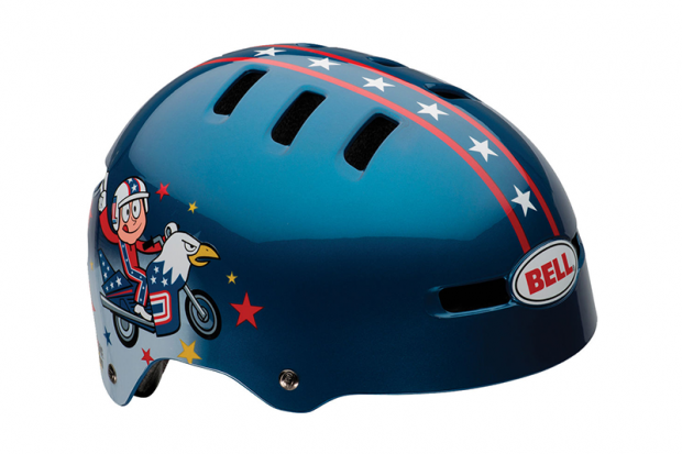 Bell Kids Fraction Helmet 2014